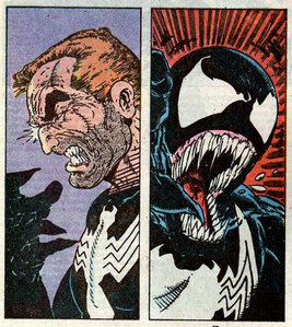 Who drew this picture of Venom?