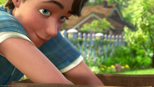 TOY STORY 3: __________ is a toy that Andy first introduces to Bonnie.
