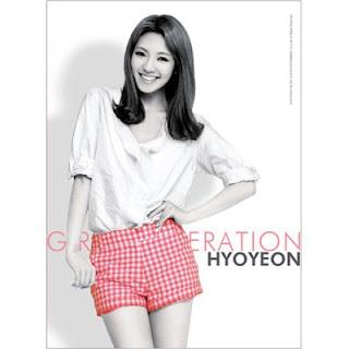 Translate Kim HYOYEON in KOREAN Letters.