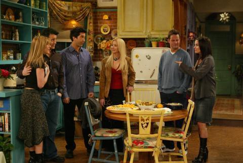 In which season do the Friends say goodbye to Apartment 20 that held so many meories for them?