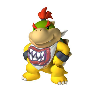 what is Bowser's son named?
