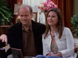 S6ep9:Frasier & Roz get their job back in this episode.