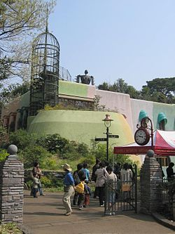 In 2001, Studio Ghibli opened the Ghibli Museum, which was designed por Hayao Miyazaki himself. It is situated in what city in Tokyo?