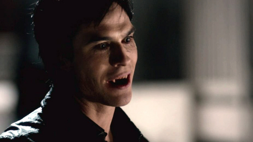 """""""It's dinner time, have a bite.""""  Damon to who in 1912?"""