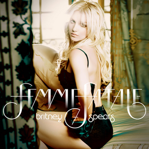 How many bonus tracks is there on Britney's new album Femme Fatale?