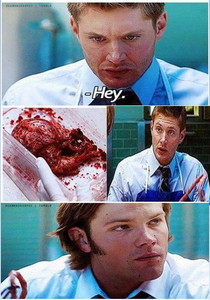 What did Dean say to Sam?