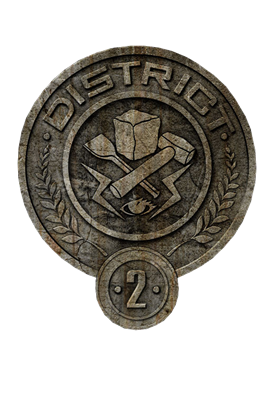 What symbol of District 2 ? - The Hunger Games Trivia Quiz ...