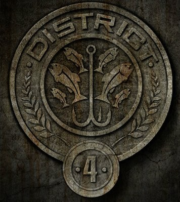 What is symbol of District 4 ?