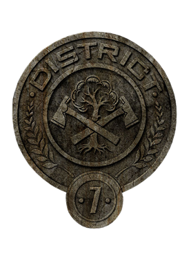 What is symbol of District 7 ?