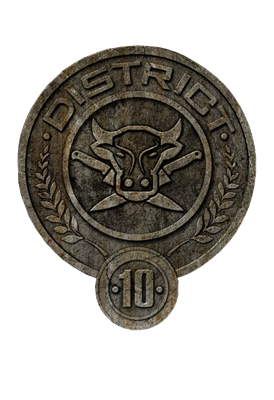 What is symbol of District 10 ? - The Hunger Games Trivia ...