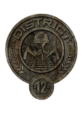 What is symbol of District 12 ? - The Hunger Games Trivia ...