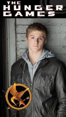who does alexander ludwig play in the hunger games