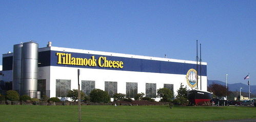 Tillamook Cheese Co. headquarter. what state is in ?