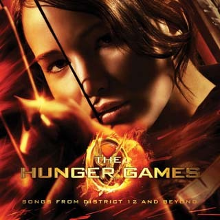 Which song off the Hunger Games Soundtrack has the line 'In the shade of the night we'll come looking for you'?
