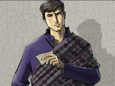 What is the first story/novel of feluda?