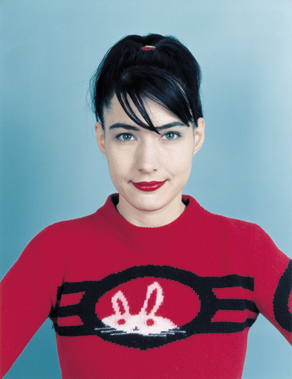 Which of these bands/acts hasn't had Kathleen Hanna as a member?
