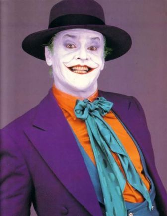 Who plays the Joker in Batman