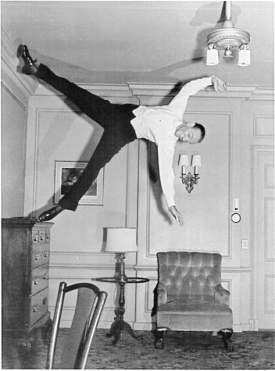 "Who did Fred Astaire ster with in ""Daddy Long Legs"""