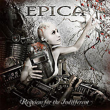 "When was ""Requiem for the Indifferent"" released in Europe?"