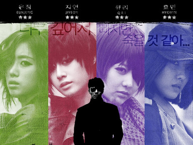 Who is two member of T-Ara in Cry-Cry and Lovey Dovey Drama.ver MV that role in one person because of Plastic Surgery ??