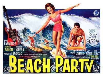 Summer Time Beach Party - What's Up?