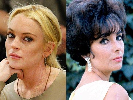 T/F: Lindsay Lohan confirmed to ngôi sao as Elizabeth Taylor film ?