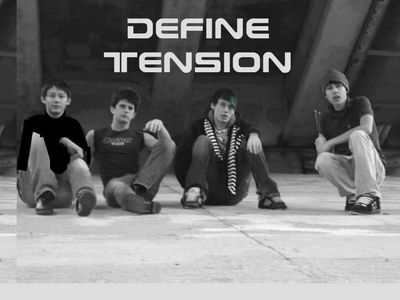 "What Year was the ""Define Tension"" band created?"