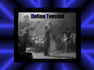 "Which of the 3 Original Band Members were responsible for Creating the ""Define Tension"" band?"
