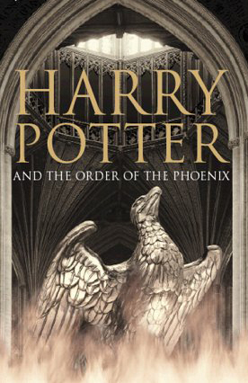 "Who is the author of ""Harry Potter and the Order of the Phoenix""?"