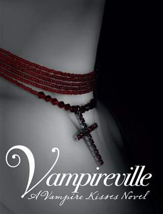 """Who is the Autor of """"Vampireville""""?"""