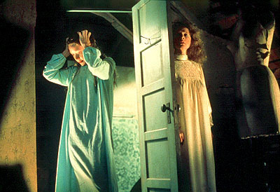 """In the horror film, """"Carrie"""", Carrie White possessed what 邪恶力量 talent?"""