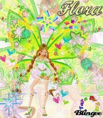 What kind of fairy is Flora?