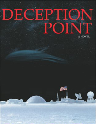 """Who is the Autor of """"Deception Point""""?"""