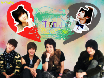 who's the only child in ft island?