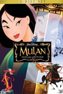 who were the ones who travelled with mulan?