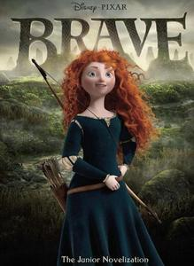 In the junior novelization of Brave, how old is Merida?
