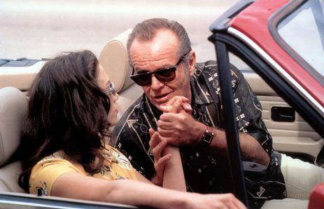 Jennifer Lopez co-starred with Jack Nicholson in...?