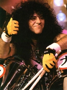 What is Eric Carr's real name?