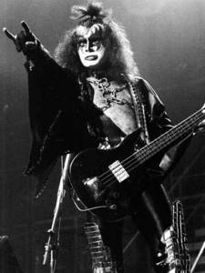 What is Gene Simmons real name?