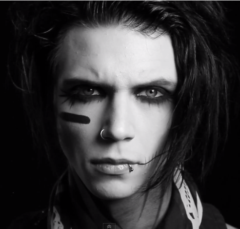 What is Andy Biersack's real name?