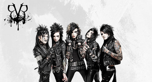 In what year was Black Veil Brides founded?