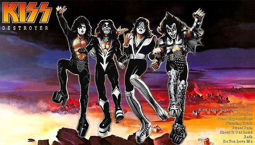 In what year was Kiss founded?