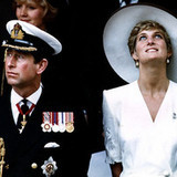 True or False: Diana admitted that Charles wanted a girl and was disappointed that their second child was a boy.
