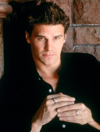 What season did Angel(David Boreanaz) not appear in?