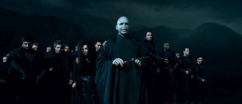 How many women were known to be the member of Death Eaters?