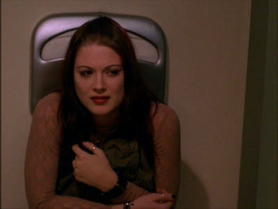 The first friend Dawn made at the new Sunnydale High in Season 7, what was her name?
