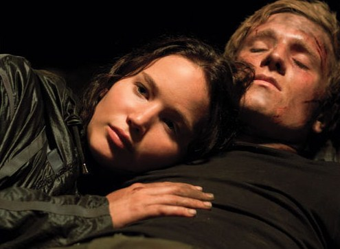 True or False. Peeta likes to sleep with the windows open.