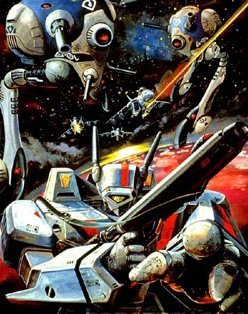 When footage from various Tatsunoko anime was used to create Robotech, which of these anime wasn't included?