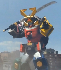 What show does this giant robot come from?
