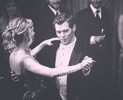 """When Caroline says:""""Don't. Seriously"""" what does Klaus say?"""